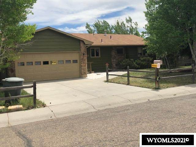 1013 Cardiff Street, Casper, WY 82609 (MLS #20211358) :: Lisa Burridge & Associates Real Estate
