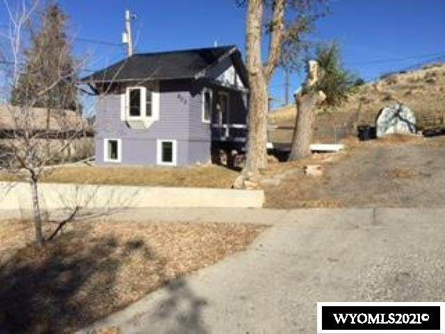 802 Badger, Casper, WY 82601 (MLS #20211420) :: Lisa Burridge & Associates Real Estate