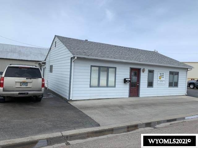 1240 E Burlington Avenue, Casper, WY 82601 (MLS #20211493) :: RE/MAX Horizon Realty