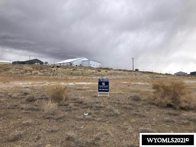 Lots 22,23 & 24 Arrow Industrial Park Addn, Rawlins, WY 82301 (MLS #20211500) :: Real Estate Leaders