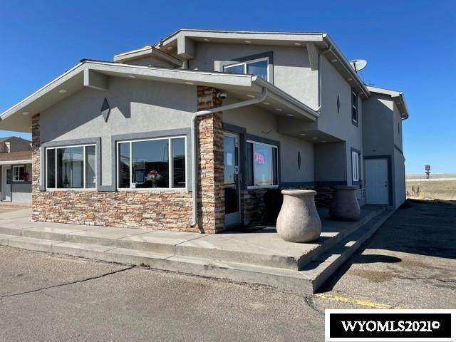 20 SE Wy Boulevard, Casper, WY 82609 (MLS #20211581) :: Lisa Burridge & Associates Real Estate