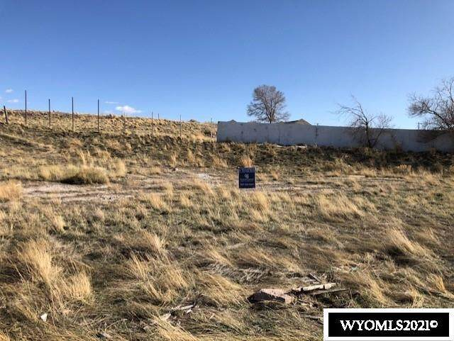 420 Rodeo Court, Rawlins, WY 82301 (MLS #20211656) :: RE/MAX The Group