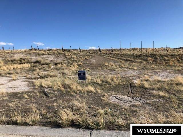 502 Rodeo Court, Rawlins, WY 82301 (MLS #20211657) :: RE/MAX The Group
