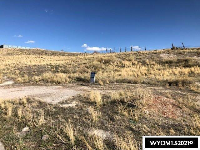 Tract A Blk 1 Second Friendly Hills Addn, Rawlins, WY 82301 (MLS #20211658) :: RE/MAX The Group