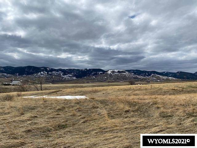 lot 17 Warbonnet Drive, Banner, WY 82832 (MLS #20211756) :: RE/MAX The Group