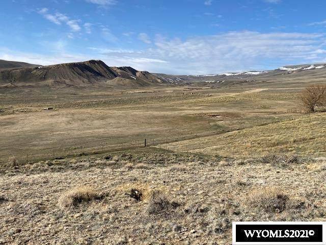 0 County  Rd 4-39, Rock Springs, WY 82901 (MLS #20211779) :: Lisa Burridge & Associates Real Estate