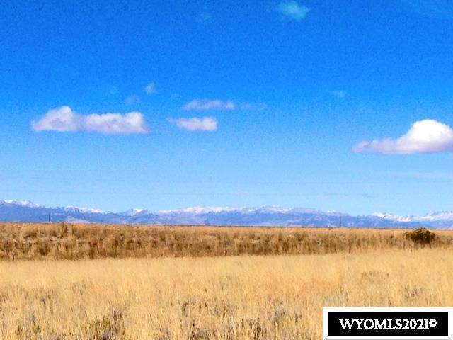 00 Mirage Circle, Riverton, WY 82501 (MLS #20211880) :: Lisa Burridge & Associates Real Estate