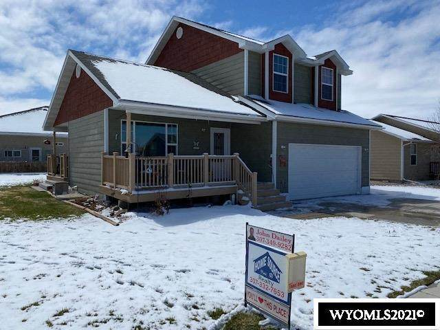 791 Victory Lane, Lander, WY 82520 (MLS #20211921) :: Lisa Burridge & Associates Real Estate