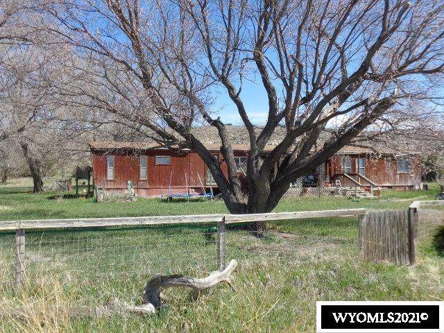 501 W Wheatland Street, Guernsey, WY 82214 (MLS #20212145) :: Lisa Burridge & Associates Real Estate