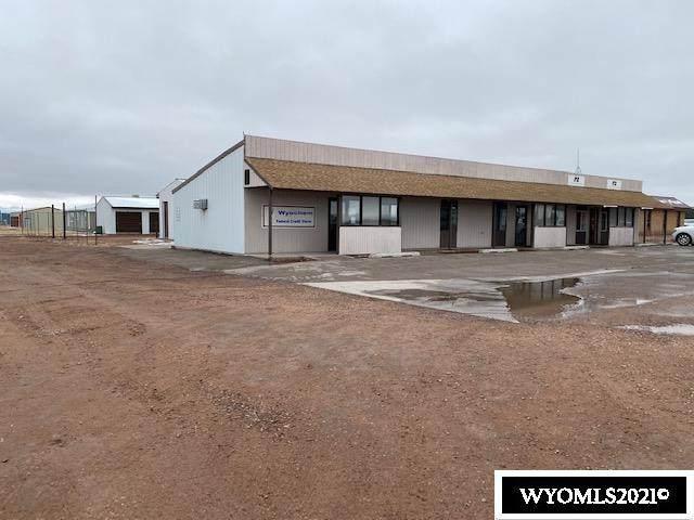 14 Mountain Street, Urie, WY 82937 (MLS #20212258) :: Real Estate Leaders