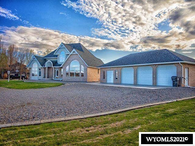 1664 Sesame Street, Worland, WY 82401 (MLS #20212337) :: RE/MAX Horizon Realty