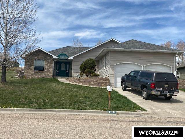 1140 N Burritt Avenue, Buffalo, WY 82834 (MLS #20212345) :: Lisa Burridge & Associates Real Estate