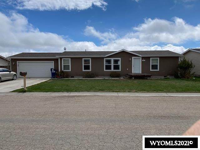 217 Ceci Lane, Buffalo, WY 82834 (MLS #20212396) :: Broker One Real Estate