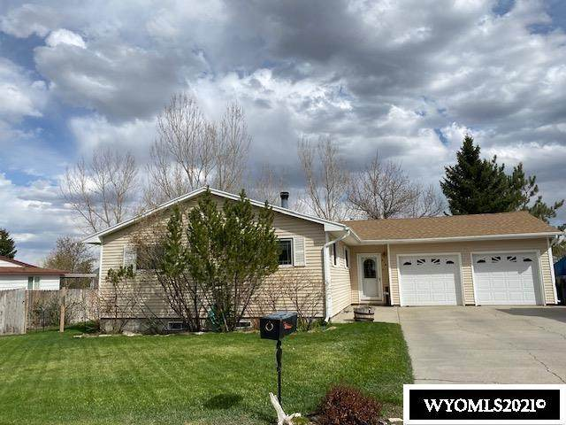 210 Juniper, Green River, WY 82935 (MLS #20212536) :: RE/MAX Horizon Realty