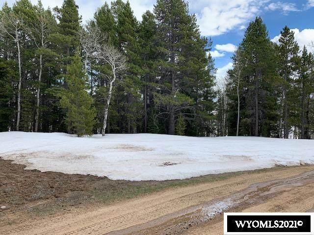 9301 Red Creek Road, Casper, WY 82601 (MLS #20212542) :: RE/MAX Horizon Realty