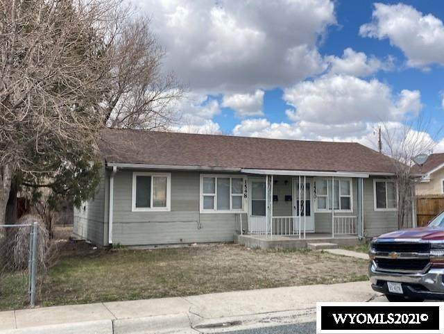1548 Haines Avenue, Torrington, WY 82240 (MLS #20212568) :: RE/MAX Horizon Realty