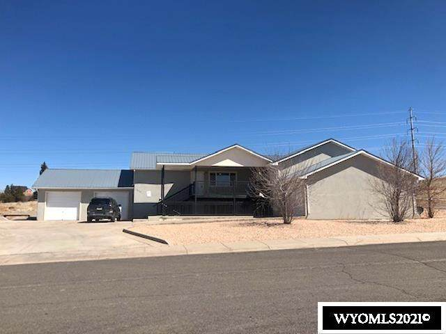 1435 Thaxton Court, Laramie, WY 82072 (MLS #20212588) :: RE/MAX The Group