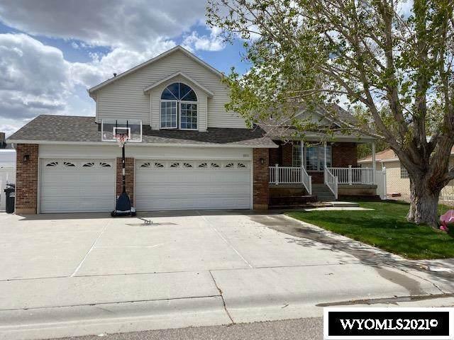 1108 Rosewood Drive, Rock Springs, WY 82901 (MLS #20212810) :: Broker One Real Estate