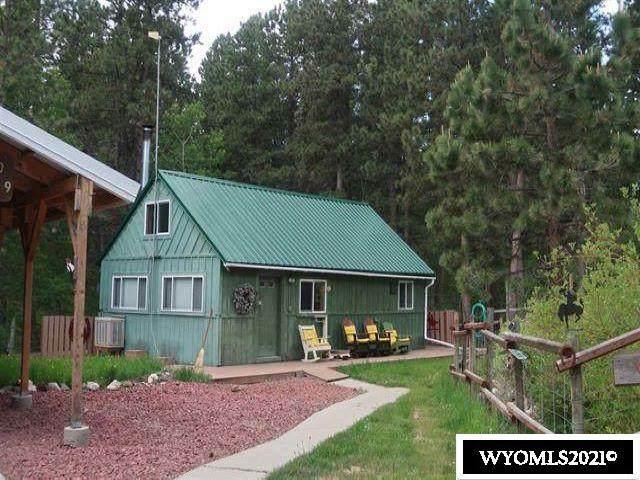 2 Evergreen Lane, Douglas, WY 82633 (MLS #20213155) :: Broker One Real Estate