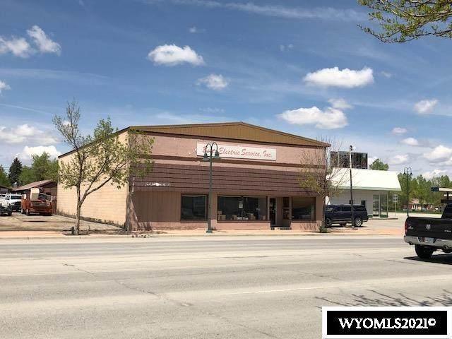 708 E Main Street, Riverton, WY 82501 (MLS #20213187) :: Broker One Real Estate