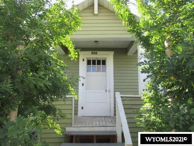 902 8th Street, Rock Springs, WY 82901 (MLS #20213268) :: Broker One Real Estate