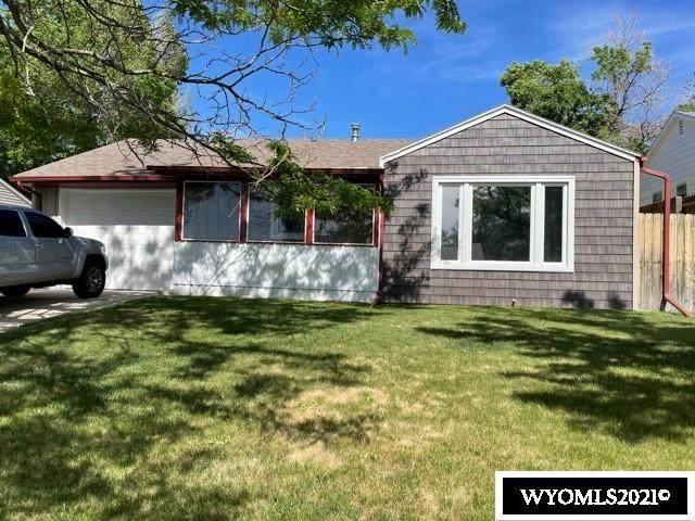 1725 S Washington Street, Casper, WY 82601 (MLS #20213281) :: Broker One Real Estate