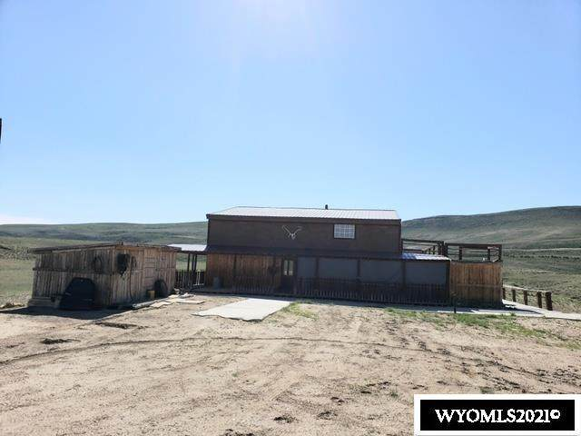 1596 Milky Way Road, Kemmerer, WY 83101 (MLS #20213294) :: RE/MAX The Group