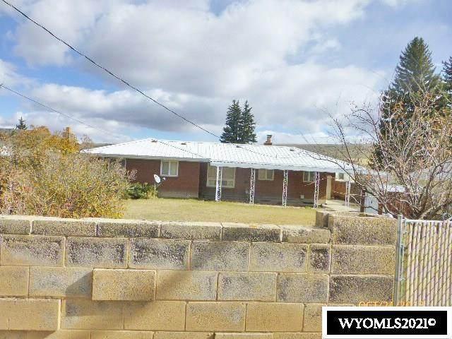 617 Cedar Avenue, Kemmerer, WY 83101 (MLS #20213359) :: Lisa Burridge & Associates Real Estate