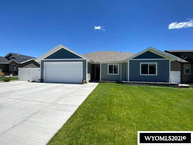 3719 Harrier Drive, Rock Springs, WY 82901 (MLS #20213489) :: RE/MAX The Group