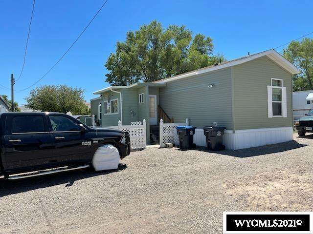 132 Mountain Fuel Station #2, Green River, WY 82901 (MLS #20213508) :: Lisa Burridge & Associates Real Estate