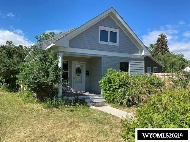 785 Garfield Street, Lander, WY 82520 (MLS #20213513) :: Lisa Burridge & Associates Real Estate