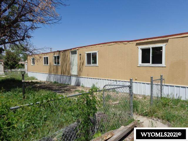 53 Allen Drive, Guernsey, WY 82214 (MLS #20213629) :: RE/MAX Horizon Realty