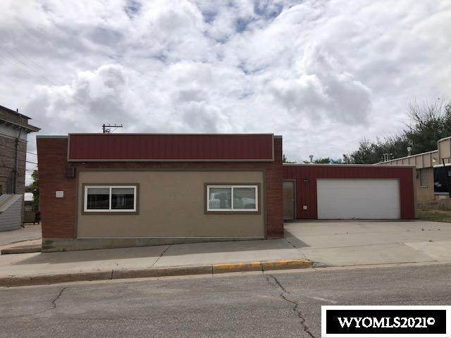 314 & 316 4th Street, Rawlins, WY 82301 (MLS #20213645) :: RE/MAX The Group