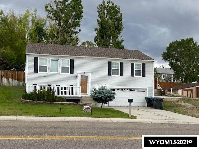 2165 W Teton, Green River, WY 82935 (MLS #20213659) :: Lisa Burridge & Associates Real Estate