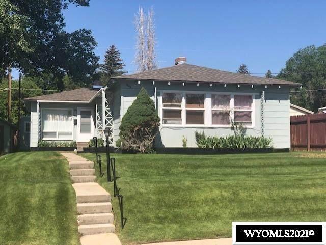 618 12th Street, Rawlins, WY 82301 (MLS #20214266) :: Lisa Burridge & Associates Real Estate