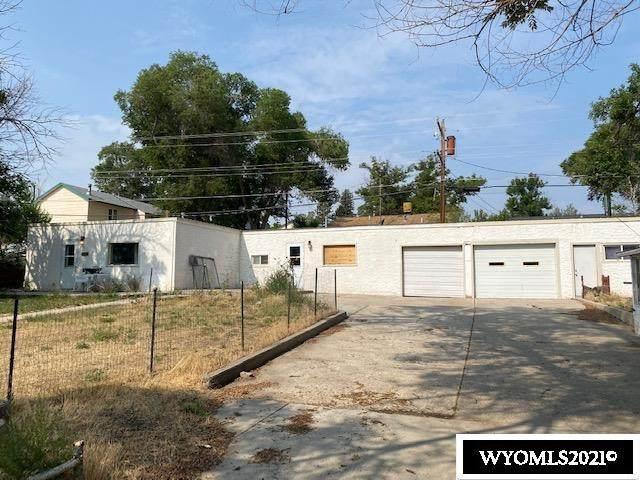 641 S 4th Street, Glenrock, WY 82637 (MLS #20214622) :: Lisa Burridge & Associates Real Estate
