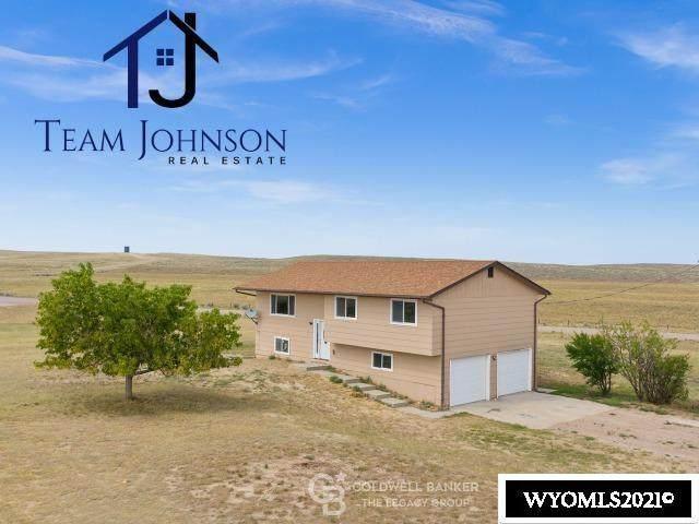19 N Bobcat, Rolling Hills, WY 82637 (MLS #20214962) :: Lisa Burridge & Associates Real Estate