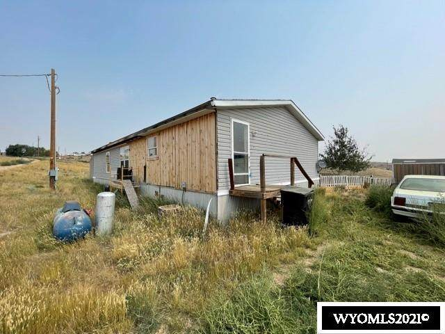 6 N Court, Gillette, WY 82716 (MLS #20215162) :: RE/MAX Horizon Realty
