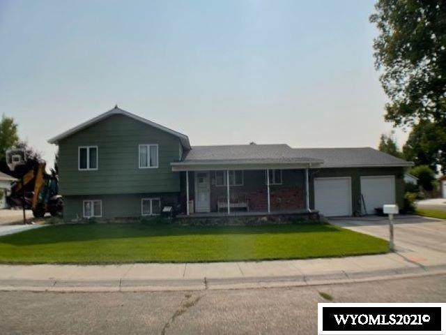 3000 Columbine Ln, Worland, WY 82401 (MLS #20215217) :: RE/MAX The Group