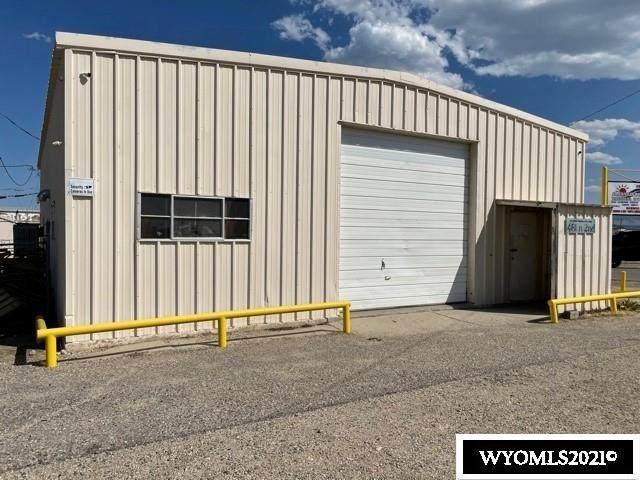 481 and 505 N 2nd Street, Mills, WY 82644 (MLS #20215347) :: Broker One Real Estate