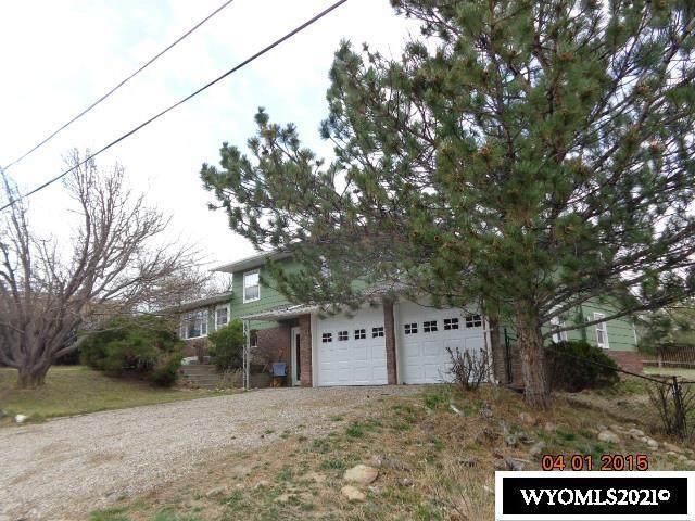 706 Rangeview Ave., Saratoga, WY 82331 (MLS #20215684) :: RE/MAX Horizon Realty