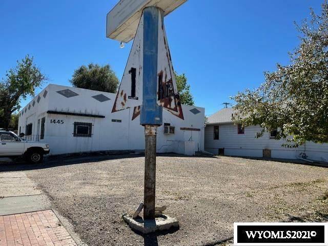 1445 E 2nd Street, Casper, WY 82601 (MLS #20215706) :: Lisa Burridge & Associates Real Estate