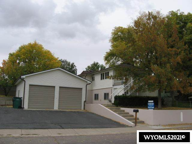 640 Evers Street, Green River, WY 82935 (MLS #20215808) :: RE/MAX The Group