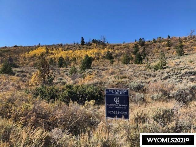 Lot 4 Hidden Valley Estates, Rawlins, WY 82301 (MLS #20215840) :: RE/MAX Horizon Realty