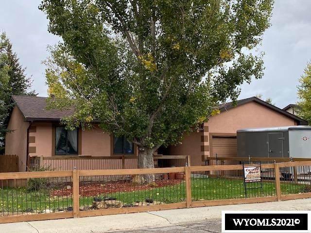 2265 Pennsylvania, Green River, WY 82935 (MLS #20216018) :: Broker One Real Estate