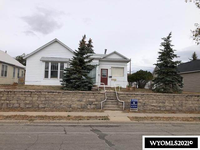 615 W Buffalo Street, Rawlins, WY 82301 (MLS #20216025) :: Broker One Real Estate