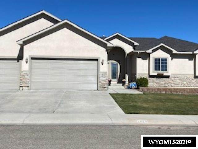 2625 Seattle Slew Drive, Rock Springs, WY 82901 (MLS #20216185) :: RE/MAX The Group