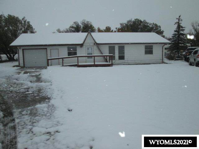 113 Mountain View, Hanna, WY 82327 (MLS #20216219) :: RE/MAX Horizon Realty