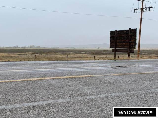 E Highway 16, Worland, WY 82401 (MLS #20216305) :: Lisa Burridge & Associates Real Estate