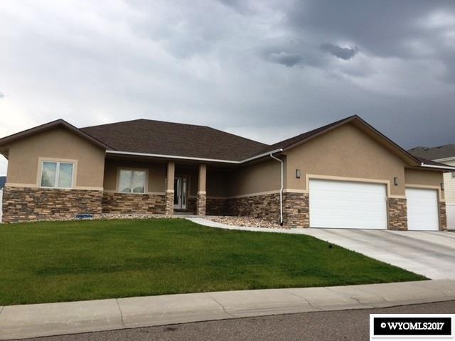 4435 E 22nd Street, Casper, WY 82609 (MLS #20175999) :: Lisa Burridge & Associates Real Estate